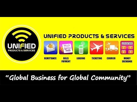 Unified Products and Services Philippines Ecash Pay and Hub presentation