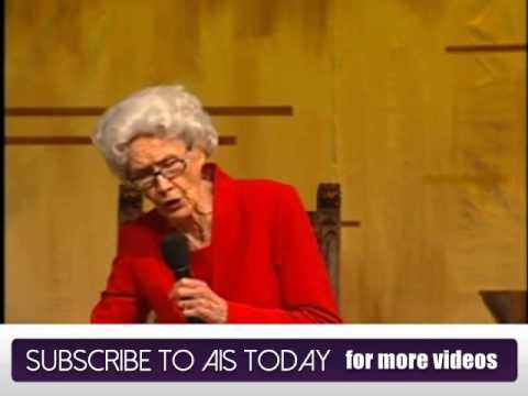 Vesta Mangun – Hearing and Knowing the Voice (Minute Clip)