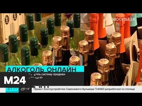 В России предложили использовать сайт госуслуг для продажи алкоголя - Москва 24