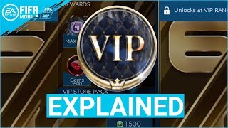 FIFA MOBILE 19 SEASON 3 VIP SYSTEM EXPLAINED | HOW TO GET VIP RANK 5 FOR FREE F2P