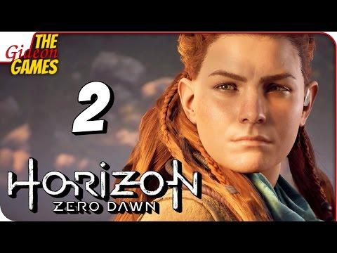 HORIZON Zero Dawn ➤ Прохождение #1 ➤ НУЛЕВОЙ РАССВЕТ