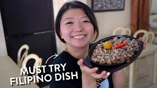 PAMPANGA FOOD TRIP: Trying SISIG in the Philippines ???