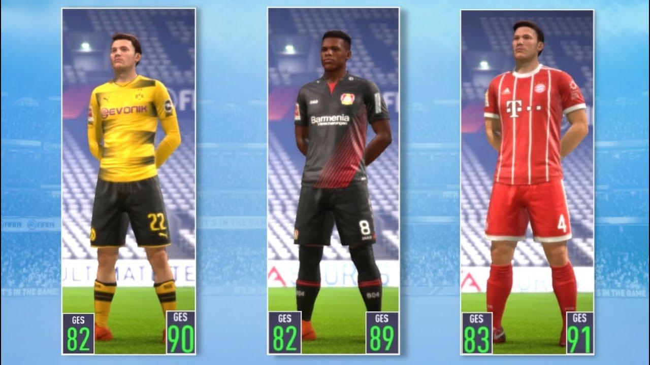 Fifa 19 Karriere Talente