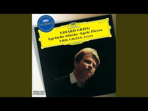 Grieg: Lyric Pieces Book IV, Op.47 - No. 3 Melodie mp3