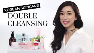 Korean Skincare: Get Clear Skin With The Double Cleansing Method, korean skincare