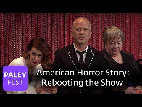 American Horror Story: Coven  Brad Falchuk & Ryan Murphy on Rebooting the  plus Michael Chiklis