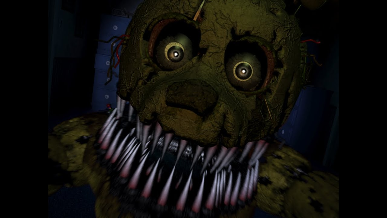 Fnaf jumpscare