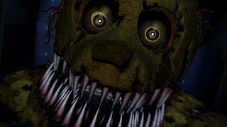 Nightmare springtrap jumpscare FNAF 4