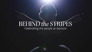 Sephora ❤️ Behind the Stripes: Preview