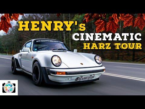 Porsche 911 Classic | Henry's Cinematic Harz Tour
