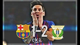 Download Video LEGANES VS BARÇA 2-1 | POURQUOI LE BARÇA À PERDU ?! MP3 3GP MP4