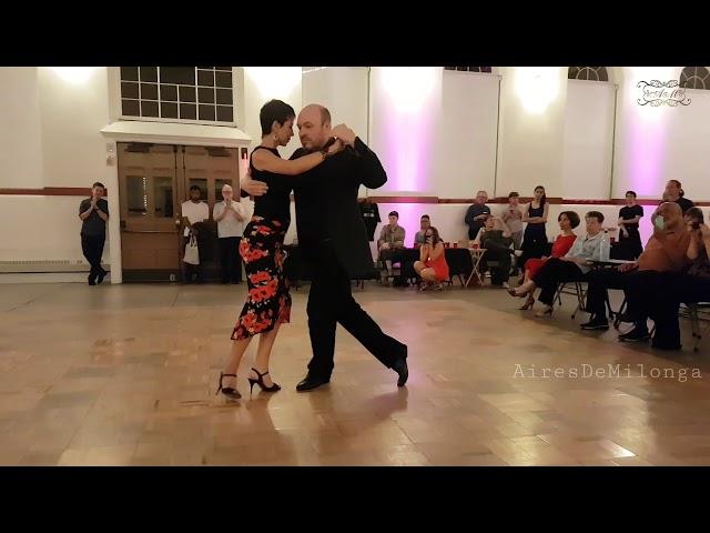 Argentina y Americano. Tango in Washington DC, Cecilia Gonzalez, Jake Spatz, Eastern Market