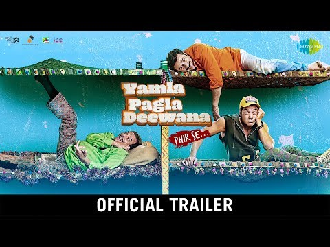 Download Yamla Pagla Deewana: Phir se Full Movie In HD