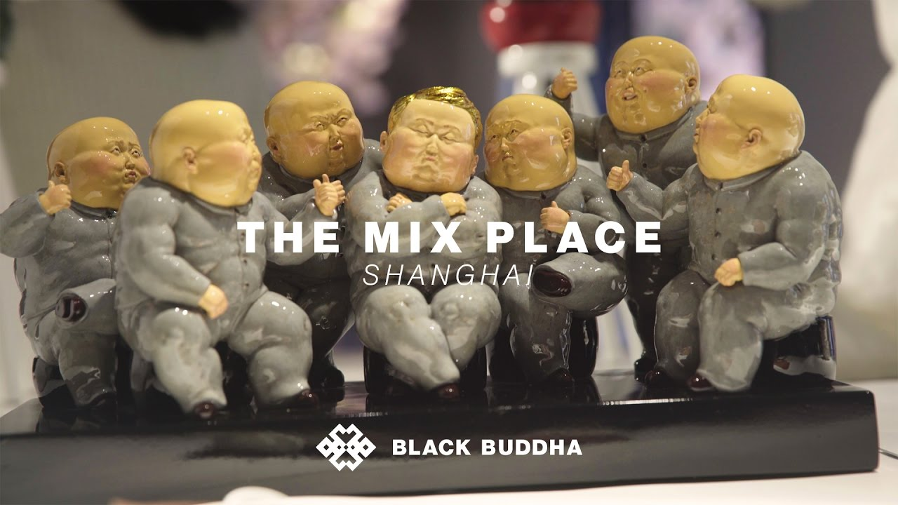 The Mix Place | Black Buddha (Shanghai)