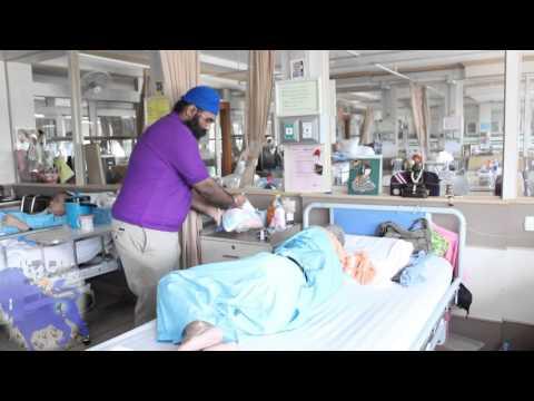 MGCA Visit to The Veterans Hospital