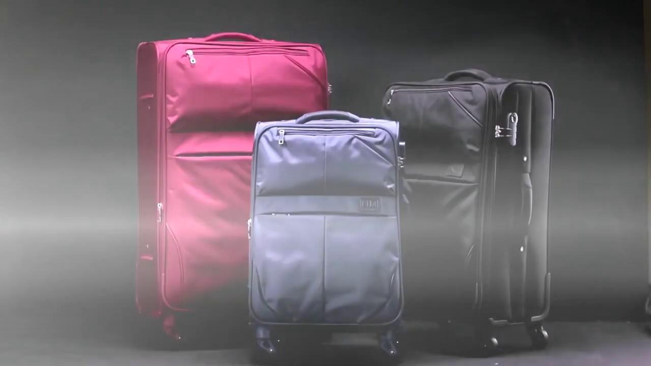 Majestic Monochrome | Brunei Soft-side Luggage | Nasher Miles