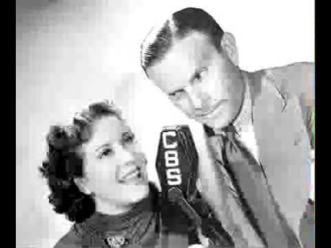 Burns & Allen radio show 4/15/48 George Is Jealous of Joe Bagley