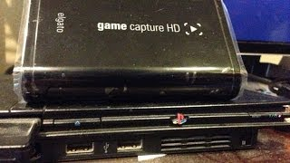 How-to record your PS2 Gameplay with the Elgato Game Capture HD