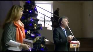 Розыгрыш новогодних подарков в Минске от Храмполис