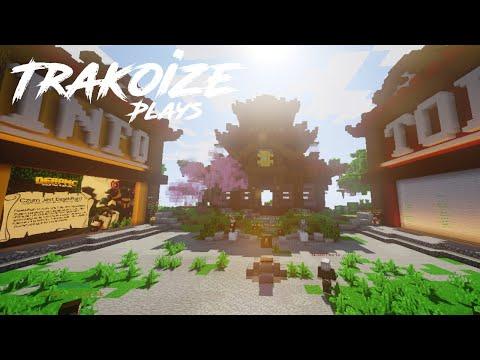 Trakoize Plays Polish Hypixel | Minecraft (DerpMC)