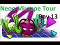 Plants vs Zombies 2 Neon Mixtape Tour Day 13