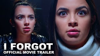 I Forgot (Official Movie Trailer) - Merrell Twins