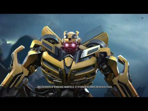 Transformers Forged to Fight Mobile Game launch trailer 1080p FR