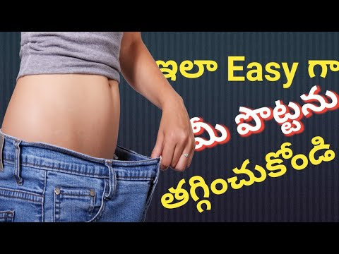 how to reduce belly fat for men and women at home easily in a month