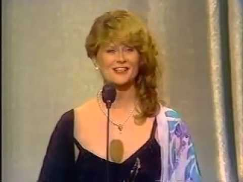 Judith Ivey wins 1983 Tony Award for Best Featured Actress in a Play