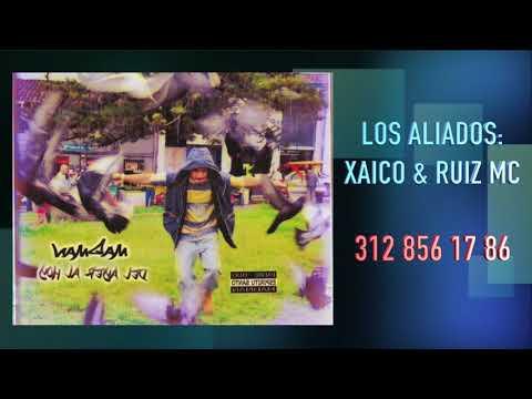 RAP *LOS ALIADOS: SAICO & RUIZ MC* (TALENTO SAN DIEGO CALDAS)