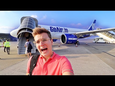 I flew GoAir so you don't have to
