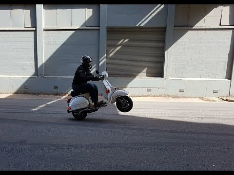 LML Star Deluxe 2T / Stella Scooter - Review