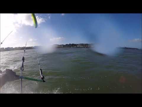 Funny day flysurfer sonic2 18m