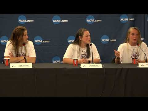 Boston College - 15 North Carolina - 14  | Women's Lacrosse Semifinal - BC Press Conference