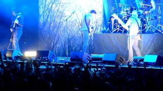 Trivium - Caustic Are The Ties That Bind, Live @ Hovet 2011