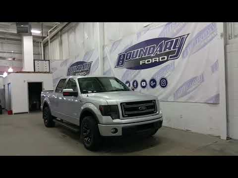 Preowned 2014 Ford F-150 SuperCrew FX4 W/ Ecoboost Overview | Boundary Ford
