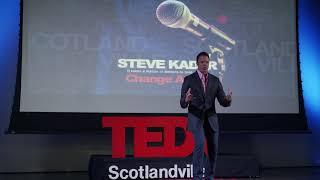 How to make your imagination a superpower | Steve Kader | TEDxScotlandville