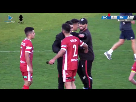 FFA Cup: Hume City v South Melbourne