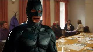 Speed Dating with the Dark Knight
