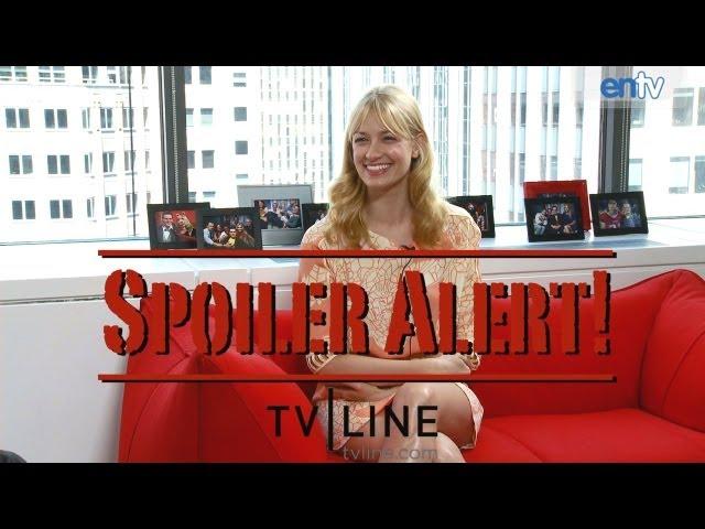 """""""2 Broke Girls"""" & """"Mad Men"""" Chat, """"Vampire Diaries"""" & """"Supernatural"""" Scoop – SPOILER ALERT! ENTV"""