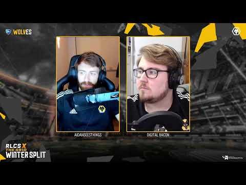 Wolves Esports | Rocket League | The Grid Week 2