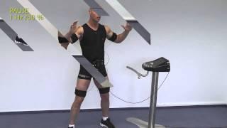 AmpliTrain Training Session Demo