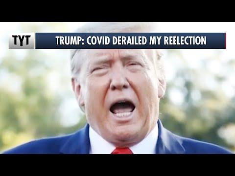 Angry Trump: Coronavirus Derailed MY Reelection