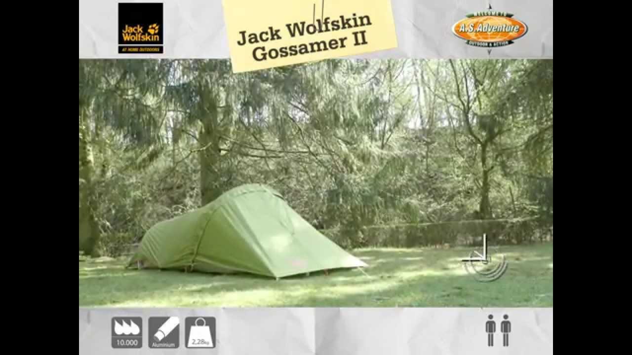 gossamer 2 jack wolfskin