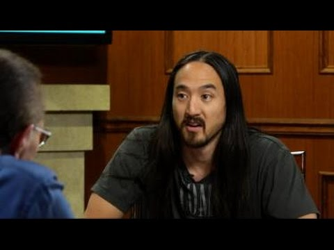 "Steve Aoki on ""Larry King Now"" - Full Episode in the U.S. on Ora.TV"