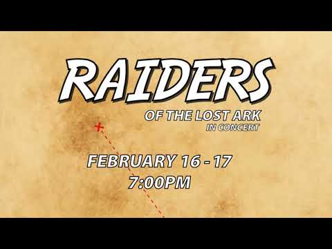 Raiders of the Lost Ark with the Jacksonville Symphony