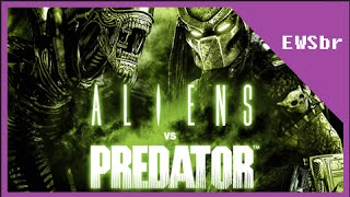 Show & Play  Alien Vs Predator XBOX 360