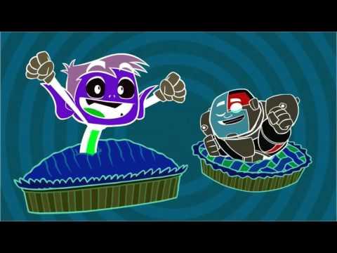 Teen Titans Go! - I Love Pie In G Major (REUPLOADED)