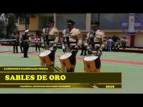 SABLES DE ORO - CAMPEONES TERCIA CALDERÓN 2019