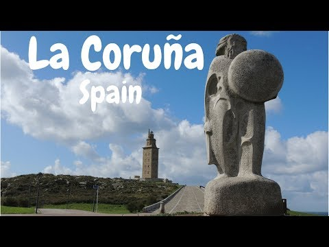 LA CORUÑA, Spain (2018) │ My travel Journal